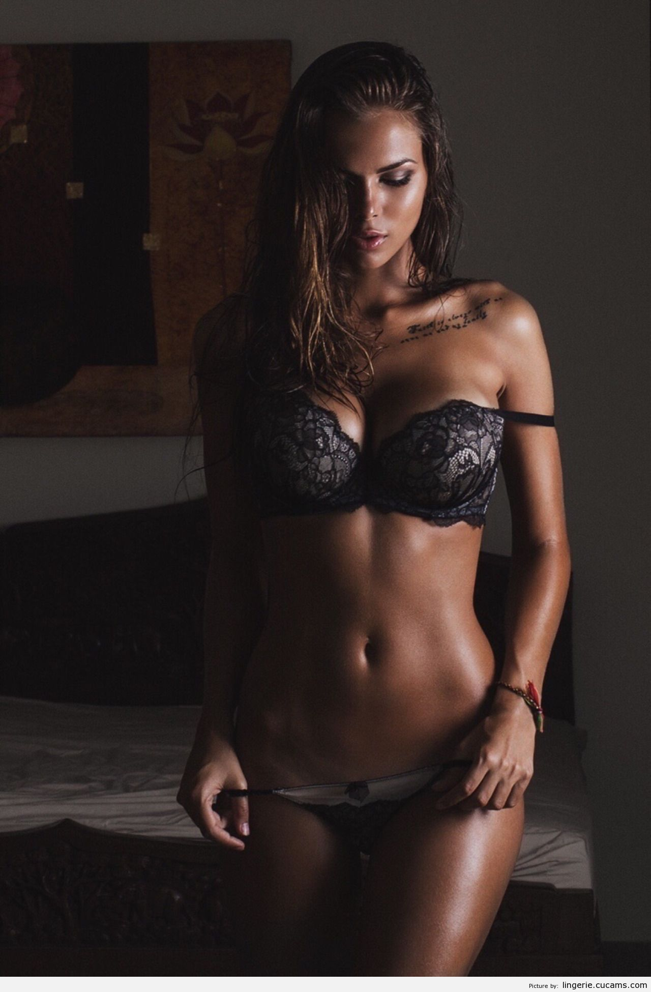 Lingerie MILF Surprise by lingerie.cucams.com
