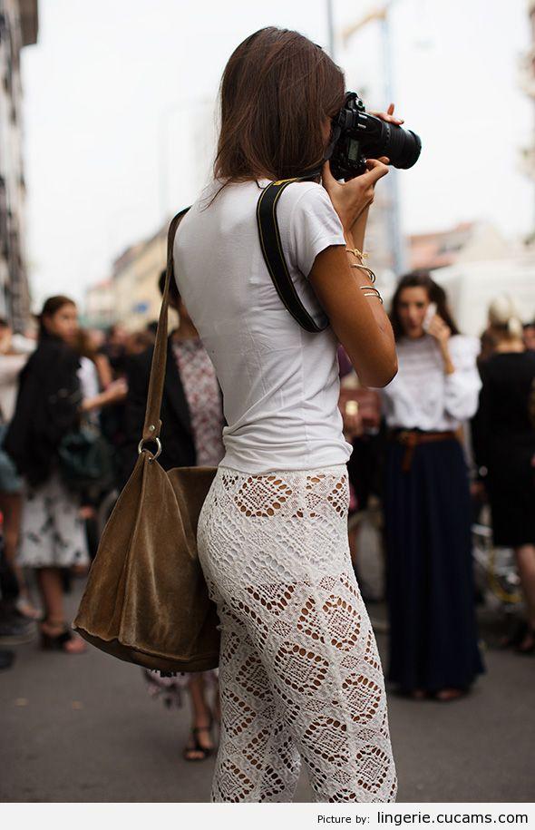 Lingerie Pussylips Asslick by lingerie.cucams.com