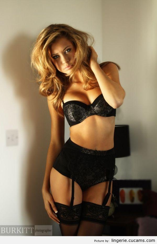 Lingerie Shower Handjob by lingerie.cucams.com