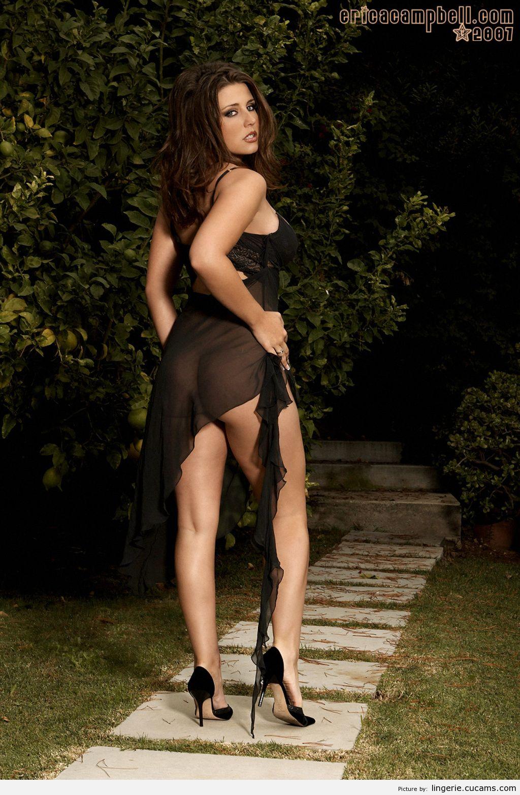 Lingerie Maid Heels by lingerie.cucams.com
