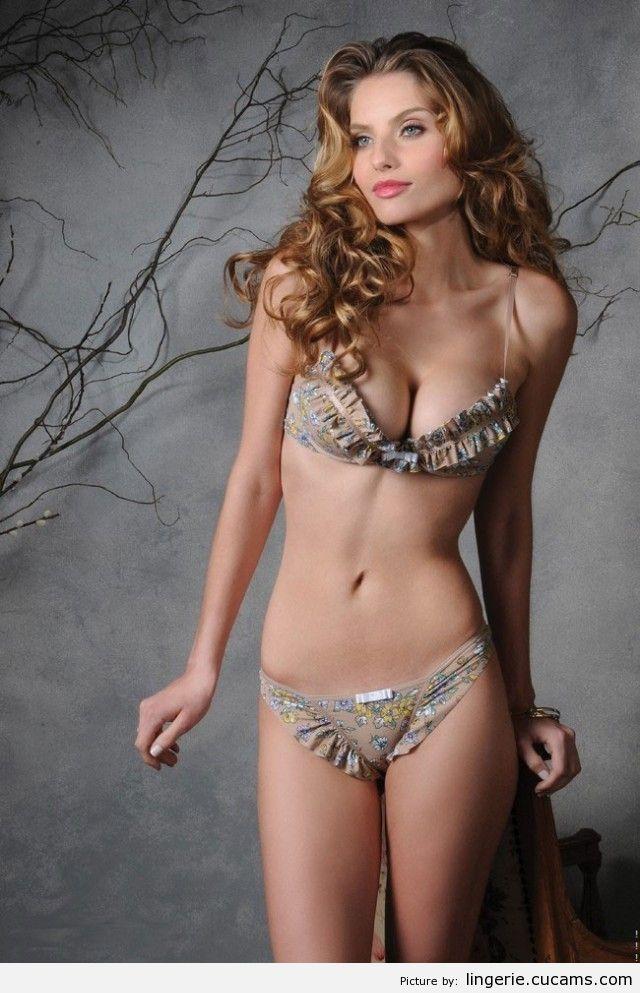 Lingerie Stroking Ejaculation by lingerie.cucams.com