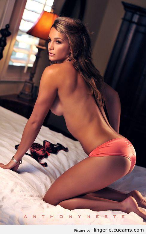Lingerie Blooper Cute by lingerie.cucams.com