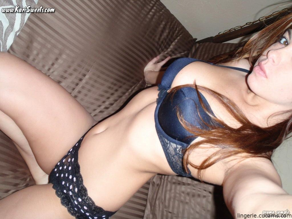 Lingerie Librarian Shy by lingerie.cucams.com