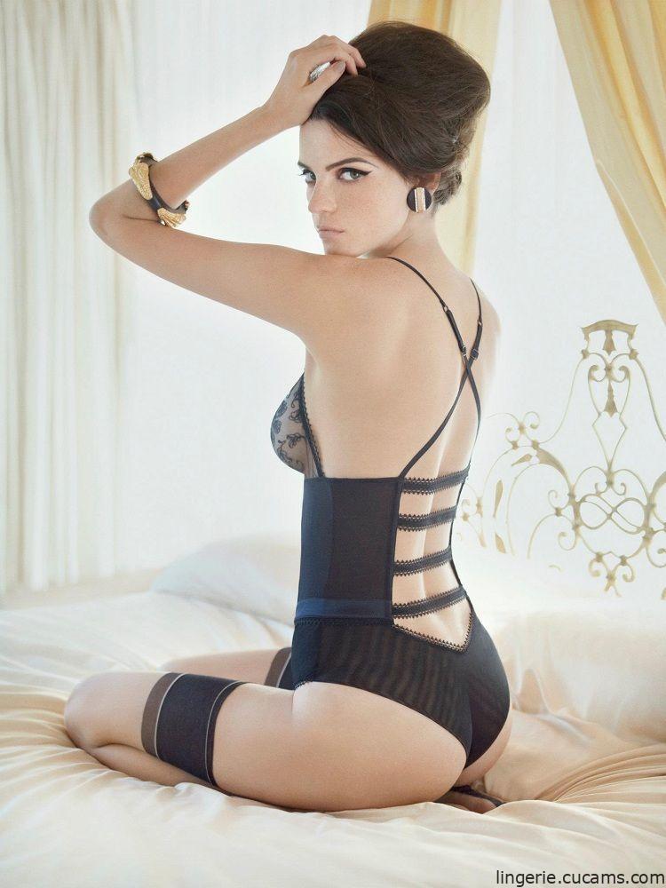 Lingerie Perverted Slut by lingerie.cucams.com