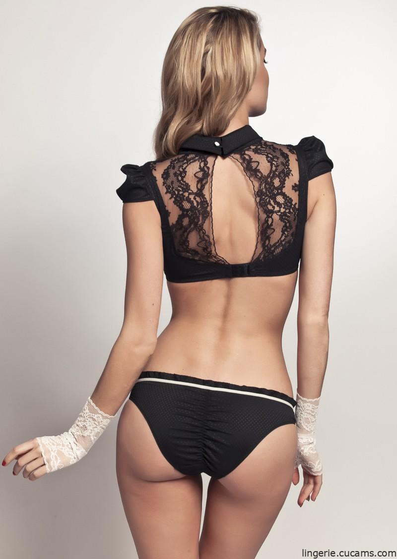 Lingerie Cum Tits by lingerie.cucams.com