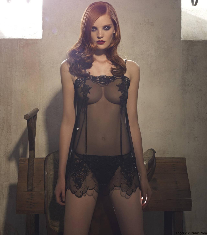 Lingerie Precum Foreplay by lingerie.cucams.com