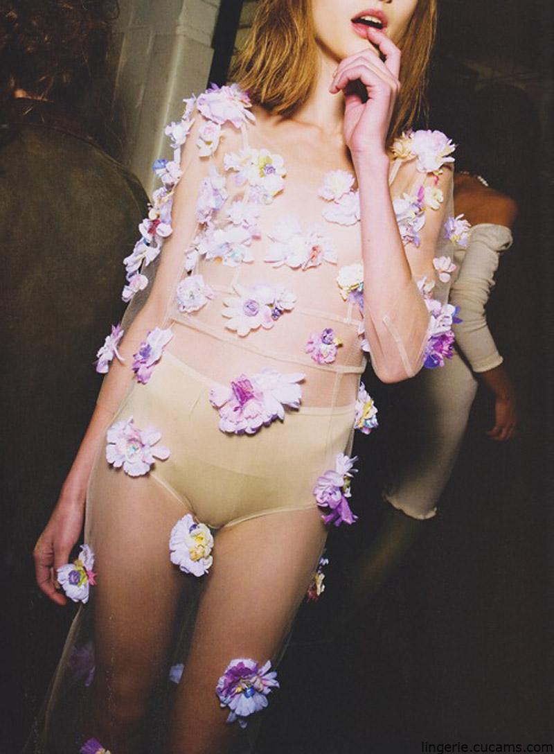 Lingerie Stroking Bikini by lingerie.cucams.com